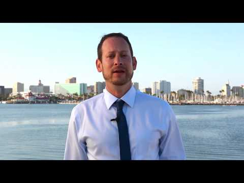 Eric Gray's Campaign Announcement for City Council of the Second District Long Beach 2016