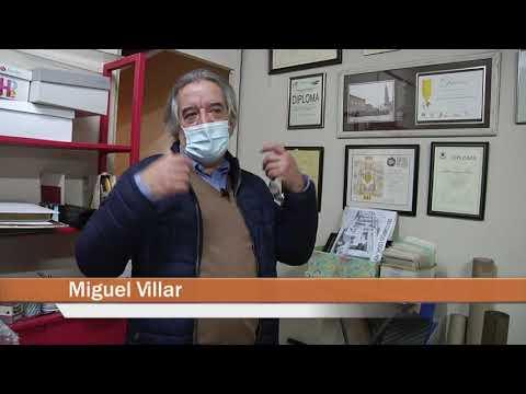 Reportaje sobre Foto Villar, un negocio histórico en la ciudad de Ourense
