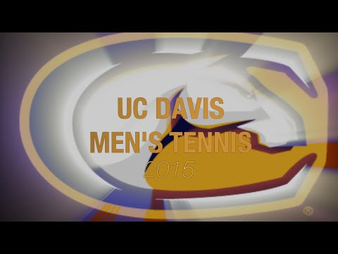 UC Davis Men's Tennis 2015