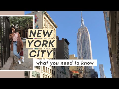 How I Afford Living in NYC, Moving Tips & Apartment Hunting | NYC Q&A