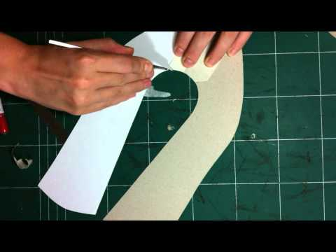 How to make shoes:3 methods for springing a shoe pattern