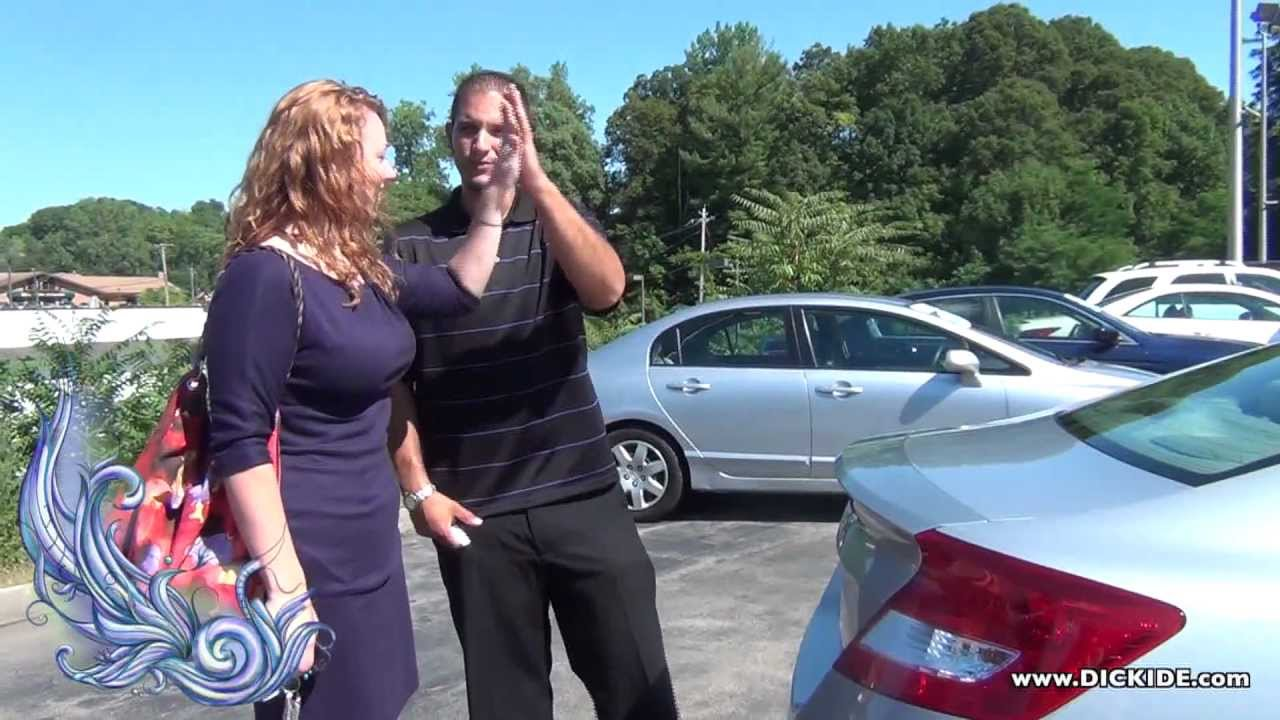 Dick Ide Honda >> Customer Testimonial Kristen B 2012 Honda Civic Dick Ide Honda Rochester Ny Dealer Review