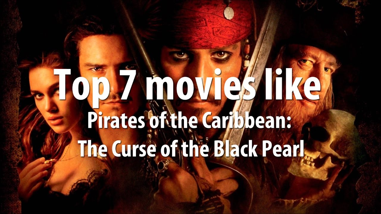 4 Movies like Pirates of the Caribbean - itcher playlist - YouTube