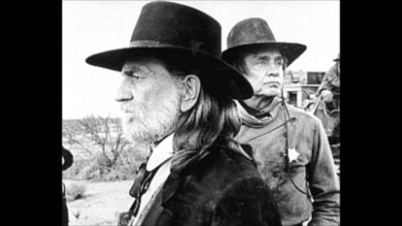 Willie Nelson Johnny Cash