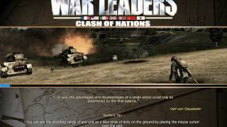 War Leaders Clash of Nations walkthrough part 1