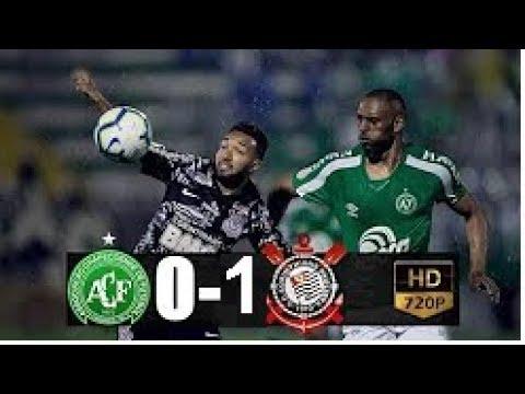 Chapecoense 0 x 1 Corinthians HD Melhores Momentos   BRASILEIRÃO 02 10 2019
