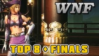 The King of Fighters XIV | WNF 3.6 Tournament | TOP 8 + Finals (Romance, NerdJosh, Luis Cha + more)