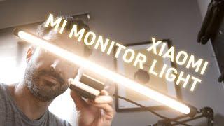 Lámpara para monitor de Xiaomi, ¿MERECE LA PENA?