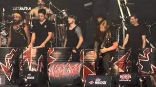 Sepultura & Les Tambours du Bronx - Refuse Resist Live Wacken 2012 - HQ