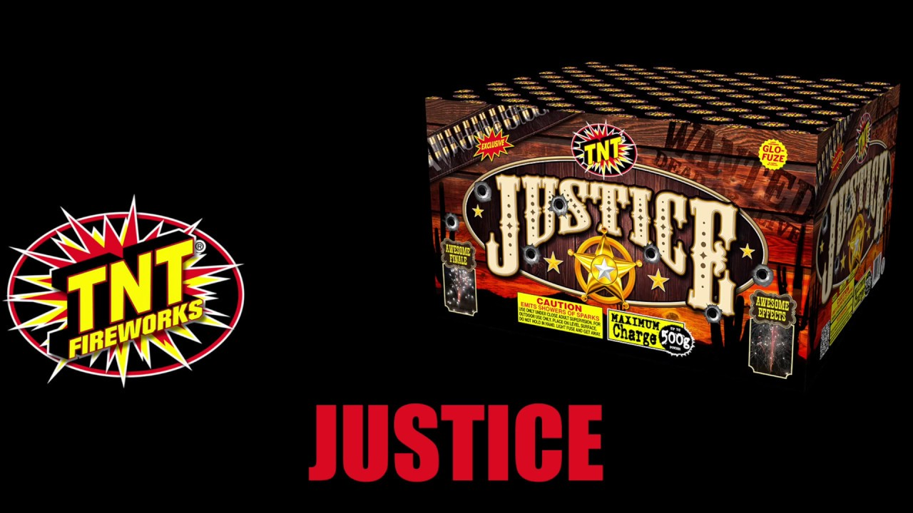 Justice - TNT® Fireworks Official Video