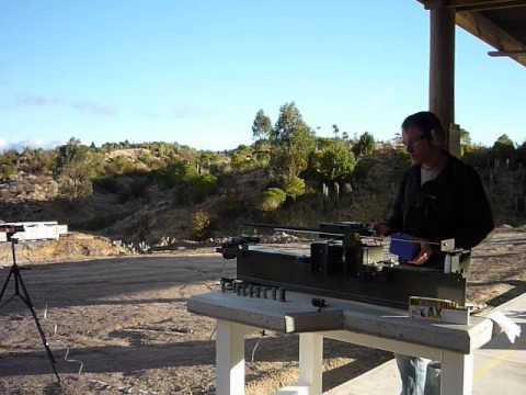 Muzzle brake test  Recoil testing muzzlebrakes  Rem 700 7mm Rem Mag -  unbraked
