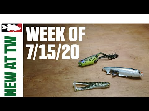 What's New At Tackle Warehouse ICAST Edition Ep.2 - 7/15/20