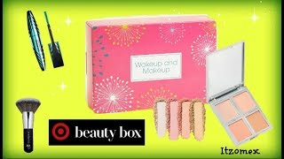 Target Wakeup and Makeup Beauty Box / Sonia Kashuk - By Itzomex