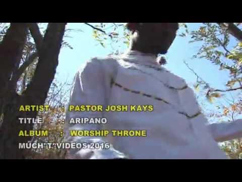 Pastor Josh Kays and Worship Impact Africa