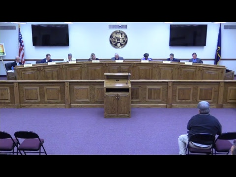 Chester County Council Meeting 5-1-2017 (Part A)