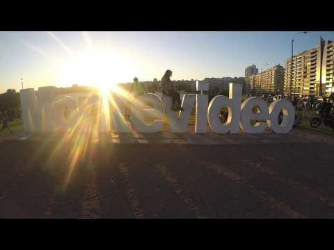 Montevideo pictures - my travel to Uruguay [HD] GoPro / Sony Cyber-shot DSC RX-100