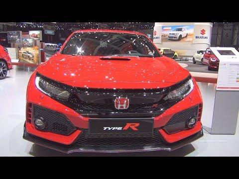Honda Civic Type R GT 2.0 VTEC (2018) Exterior And Interior