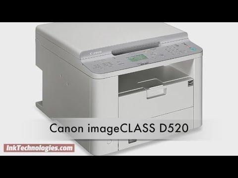 CANON D520 PRINTER DRIVER