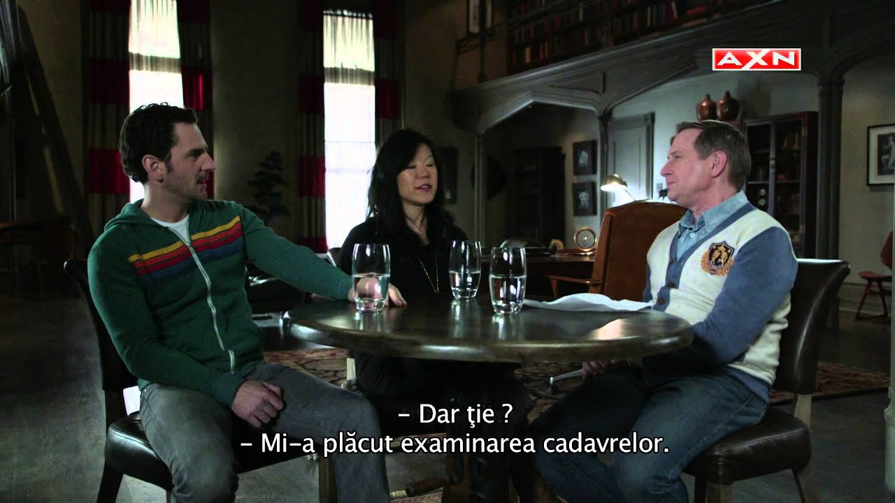 Hannibal Post Mortem - Hettienne Park & Aaron Abrams - YouTube