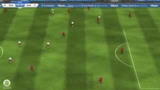 FIFA Manager 14 | HD | Gameplay | Portugal vs Denmark