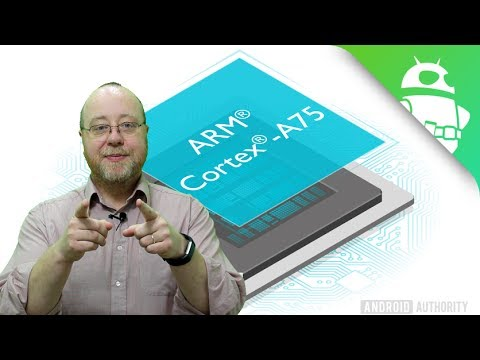 What is the ARM Cortex-A75? - Gary explains