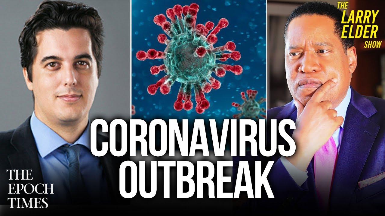 Interview With Investigative Reporter Josh Philipp on the Coronavirus | Larry Elder Show