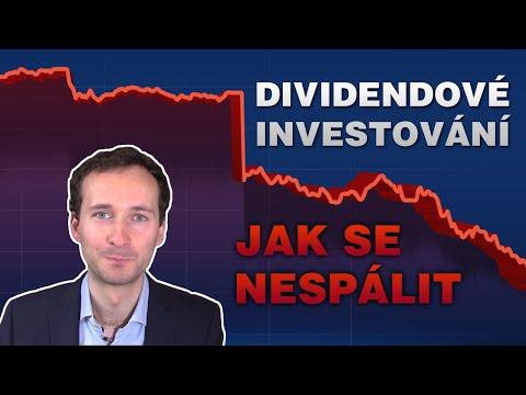 5 důvodů proč Vás investování do dividend neučiní bohatými - Jak úspěšně na pasivní příjem