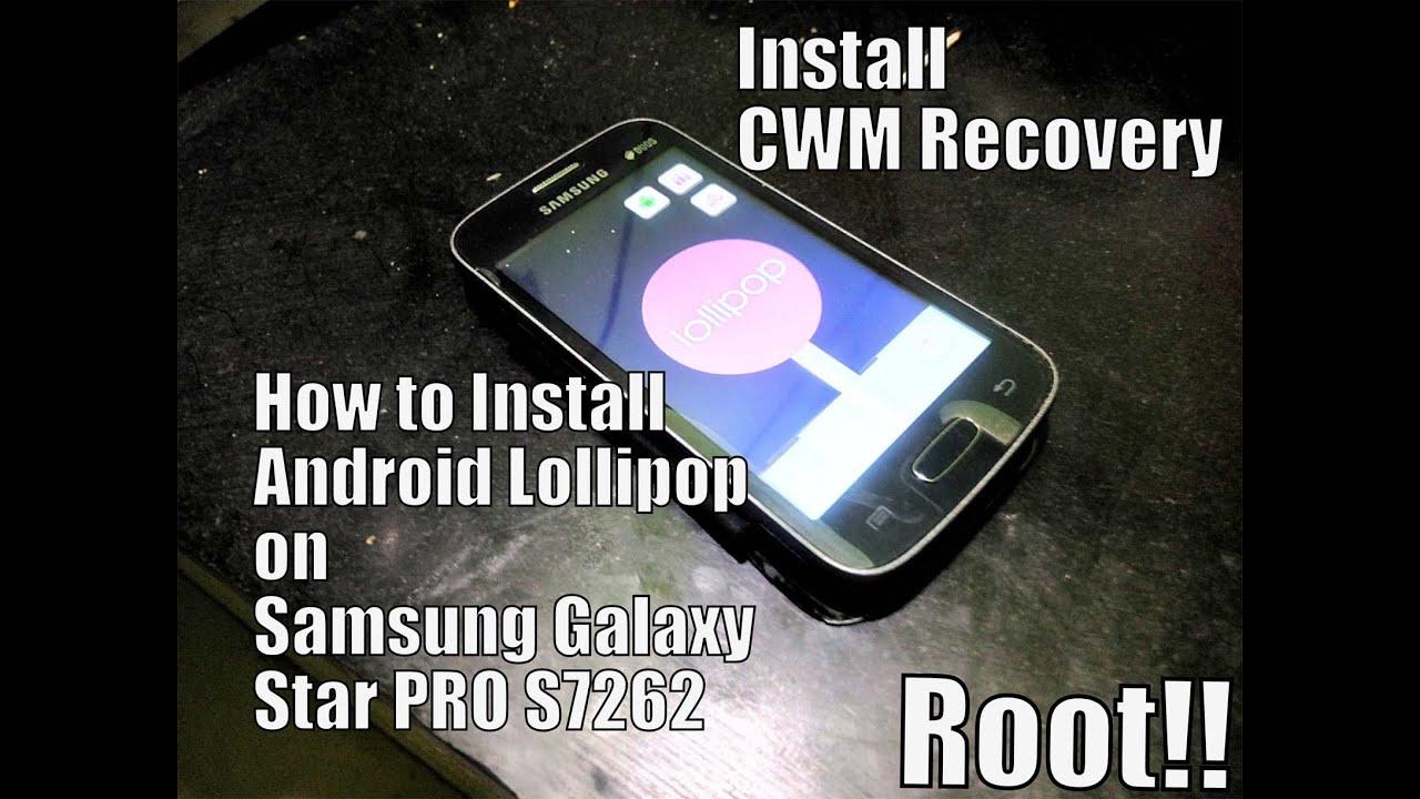 Install VIA ROM Manager
