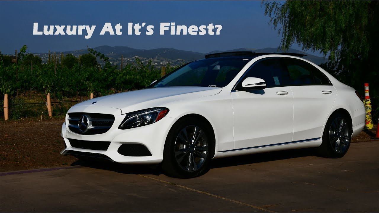 2017 Mercedes Benz C300 Review