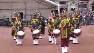 Pakastani Pipe Band
