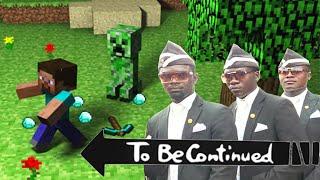 Танцы с гробом в Майнкрафт / Смешные моменты в Minecraft