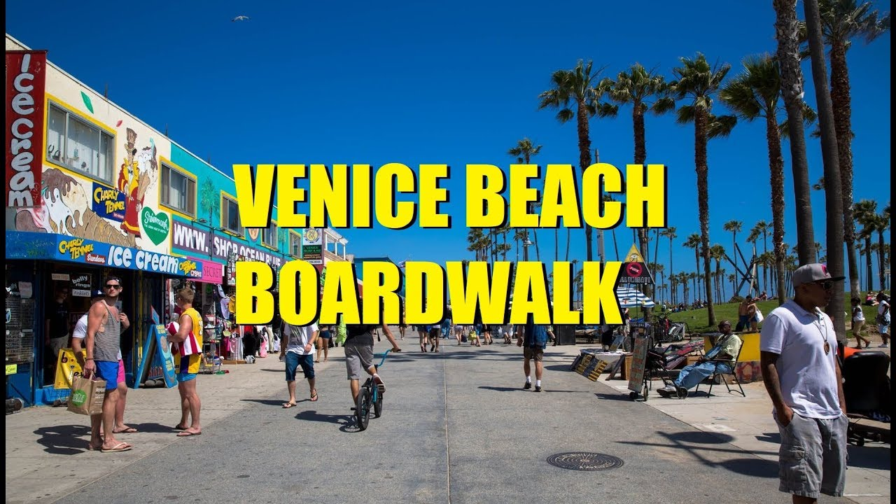 Streetwalker Ep 32 Venice Beach Boardwalk Pov