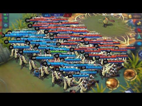 NEW GOD MODE GAMEPLAY! (PRACTICE MODE)   Mobile Legends