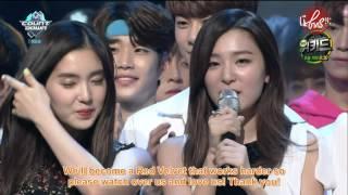 Video [ForVelvetSubs] 160324 One Of These Nights 3rd Win - Red Velvet (eng) download MP3, 3GP, MP4, WEBM, AVI, FLV Juli 2018