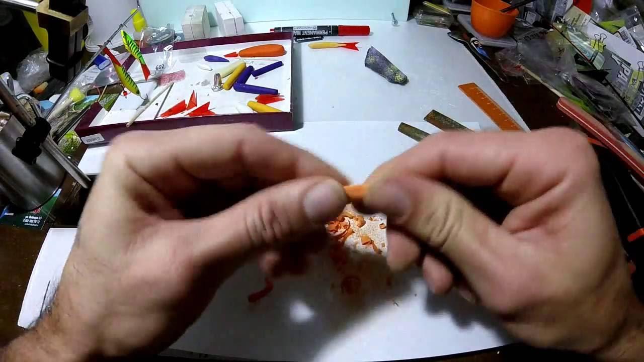 Изготовление зимних балансиров своими руками фото 782