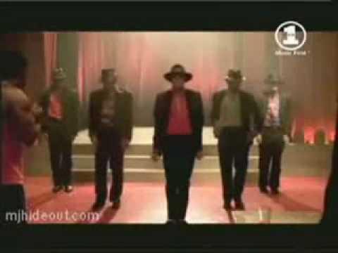 I wish I could move like Michael Jackson.