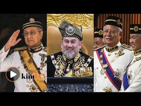 Agong sokong mansuh GST, Najib kata SST tambah beban rakyat  Sekilas Fakta 17 Julai 2018