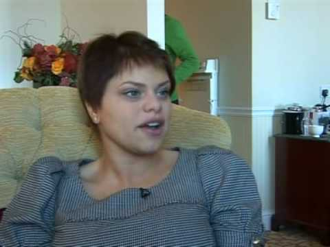 Jade Goody's 'cancer spreads'