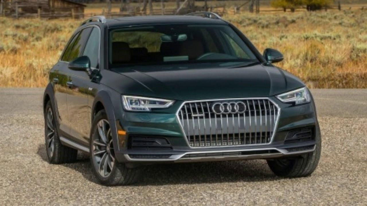 HOT NEW New A Allroad YouTube - Audi allroad ground clearance