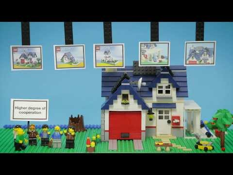 What is Open Source explained in LEGO