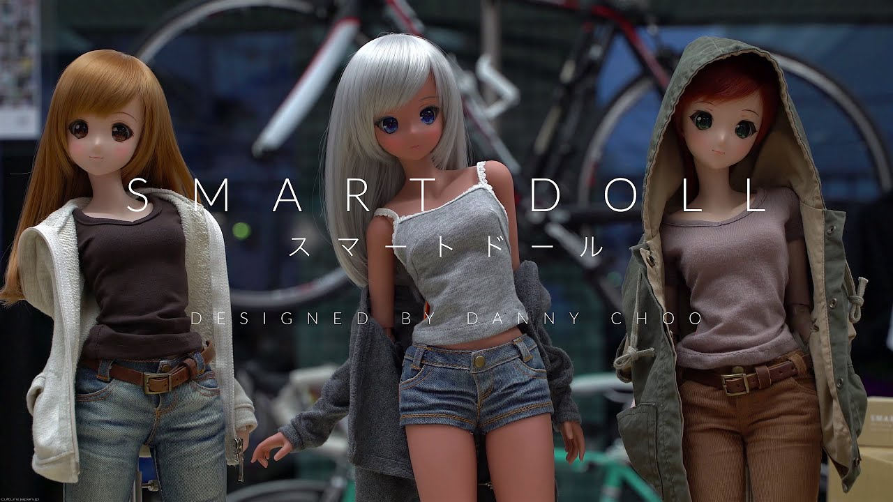 Smart Doll How They Are Made Youtube