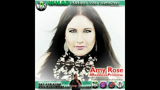2019 06 24 Amy Rose #Country #Music #Singer #PODCAST #WhatMakesYouFamous @KeysDAN