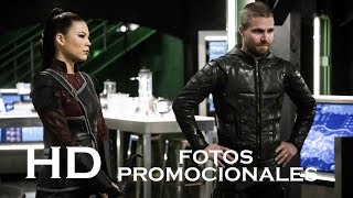 """Arrow 7x17 Fotos Promocionales """"Inheritance"""" (HD)"""