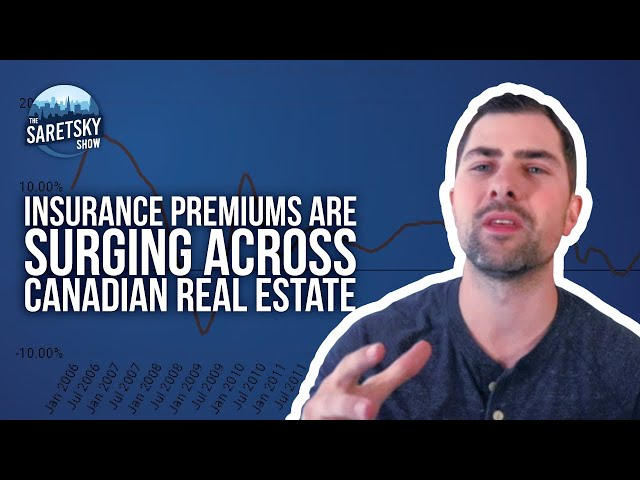 Insurance Premiums are Surging Across Canadian Real Estate