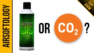 CO2 or Green Gas for Airsoft Pistols? | Airsoftology Q&A Show