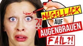 5 NEUE DROGERIE BEAUTY PRODUKTE & IRRE NEUHEITEN! 😱 NAGELLACK für AUGENBRAUEN aus ASIEN!
