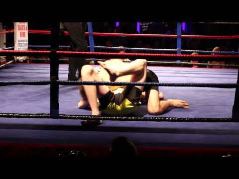 George McManus (First Legion Fighters Gym) Vs George Chambers
