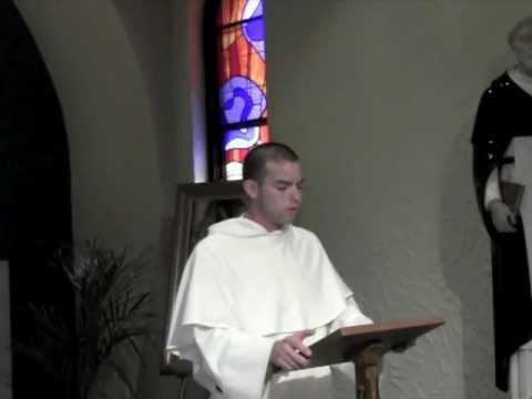 Are We Just Angels Trapped in Bodies?  St. Dominic and Dualism -- Bro. Joachim Kenny OP