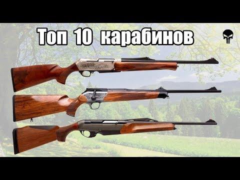 Топ 10 лучших винтовок и карабинов для охоты