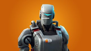 Fortnite Battle Royal we have the mystery skin (the hunt)